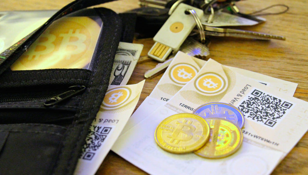 cum de a stoca bitcoin offline
